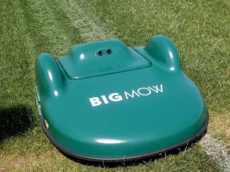 Robot de tonte BigMow