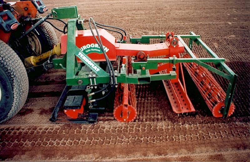 Nos machines d'entretien pout terrain stabilisés