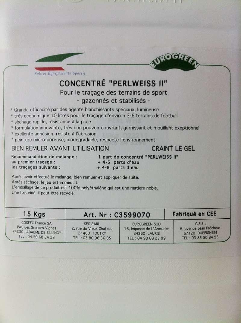 peinture perlweiss coseec eurogreen