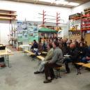 Novembre 2012 - Journée découverte et rencontre sur le thème de l'économie d'eau